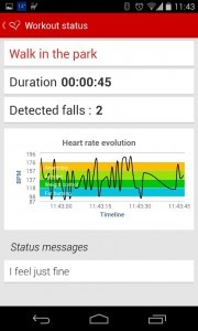 Heart Rate Application