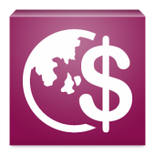 Mobile application for real-time currency exchange rates